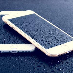 smartphone water damage