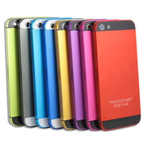 Iphone 5 Colour Conversion
