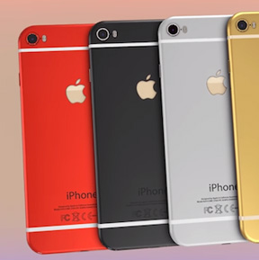 Iphone 6 Change Color