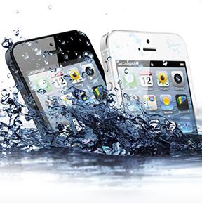 iPhone 5 Water and Liquid Damage Repair