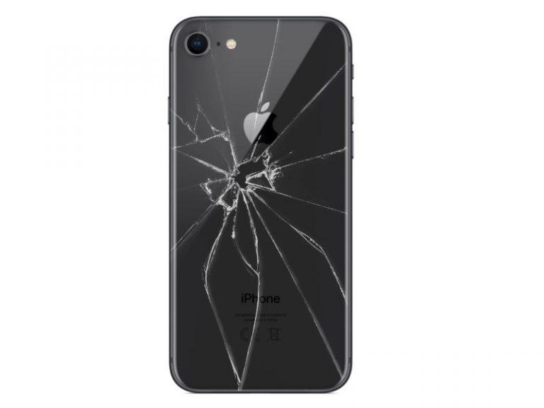 Iphone 8 Broken Back Case