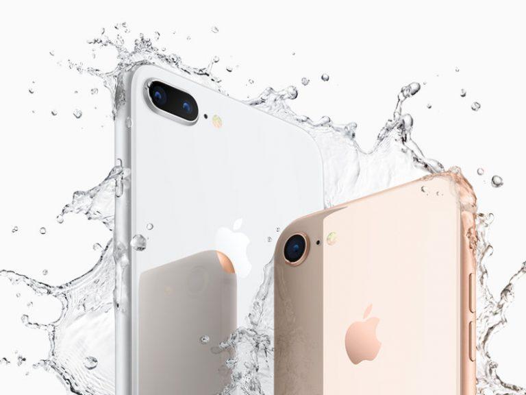 Iphone 8 Liquid Damage