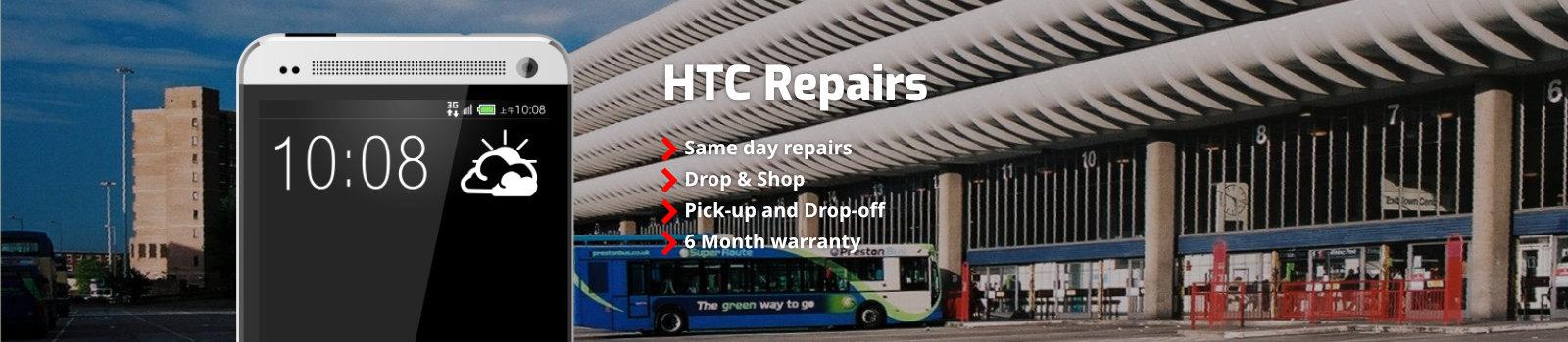Htc Repairs Preston