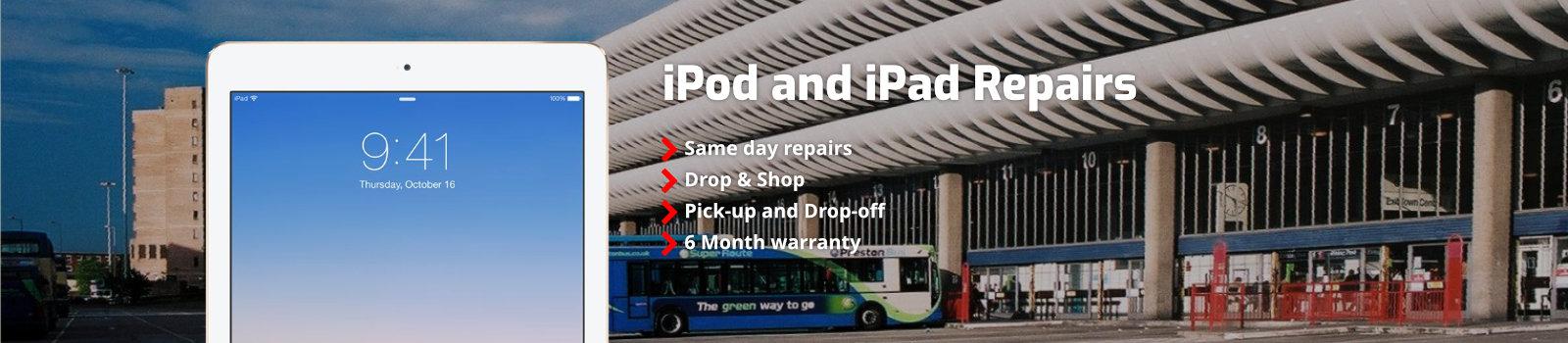Ipad Ipod Repairs