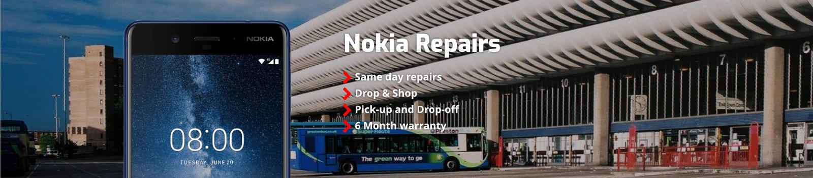 Nokia Repairs Preston